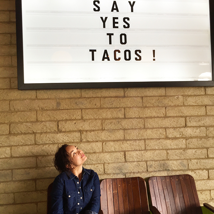 Say Yes to Tacos