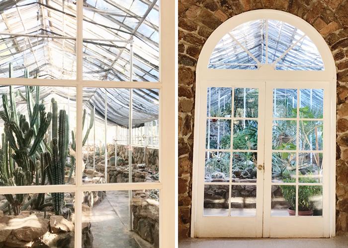 Boyce Thompson Arboretum Greenhouse