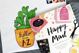Happy Mail Creative Letter Writing Book