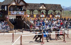 Renaissance Festival Joust